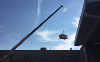 Fort Dix HVAC System Upgrades