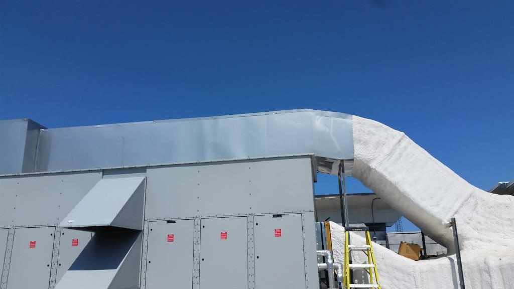 United States Coast Guard Tracen Pool Ventilation Replacement