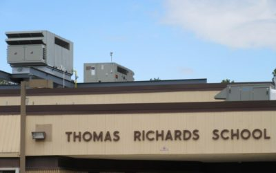 Thomas Richards Elementary School Renovation Project