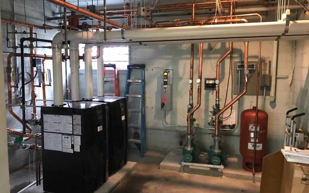 Holy Cross Parish Boiler & Hot Water Heater Replacement | Gaudelli ...