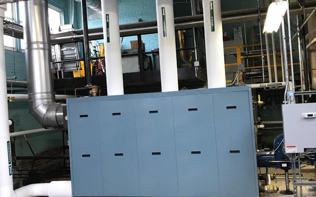 Penns Grove Carney's Point HVAC Upgrades at P.W. Carleton Elementary School